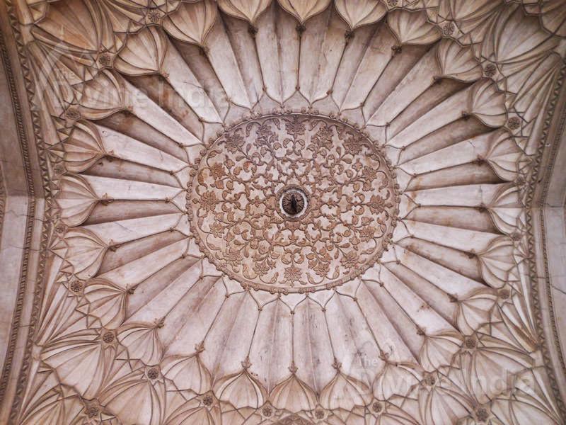 Roof from inside Safdarjung tomb