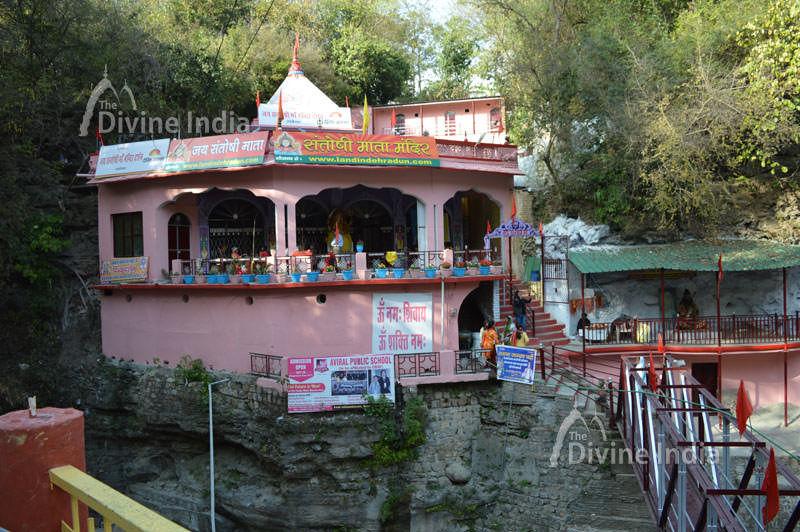 Mata Santoshi Temple at Tapkeshwar Temple