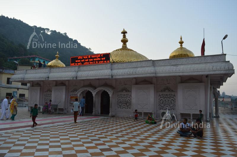 Shayan Bhawan at Jwala ji temple