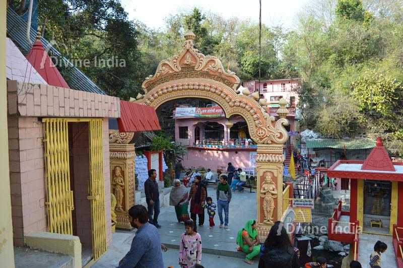 Tapkeshwar Mahadev temple Dronacharya Gate