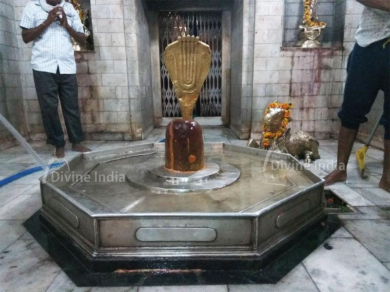 Baba Bateshwar nath Shiv Lingam