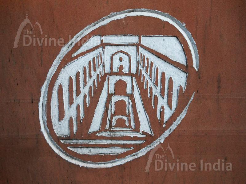 Beautiful created logo Agrasen ki Baoli