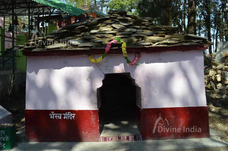 Bhairon Nath Temple at Dunagiri Temple