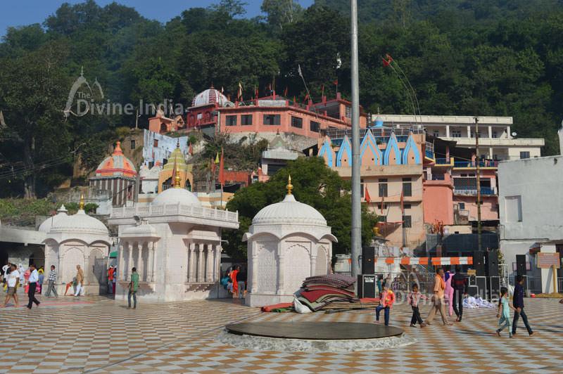Complete view jwala ji temple