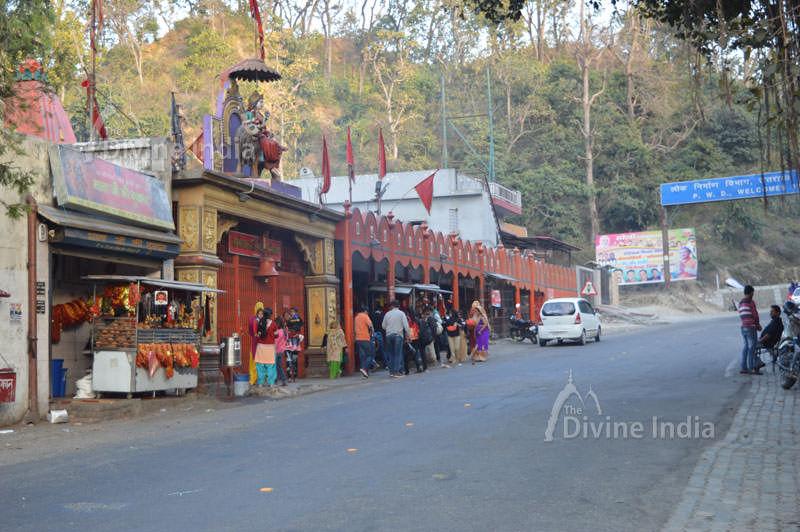 Daat Kali Temple at Dehradun Saharanpur Highway