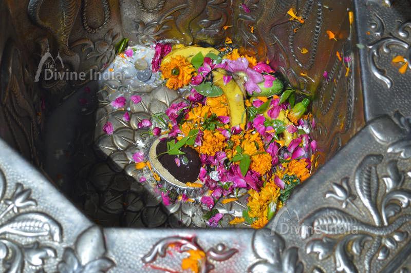 Dudhewshar Nath Mahadev Shiva Linga