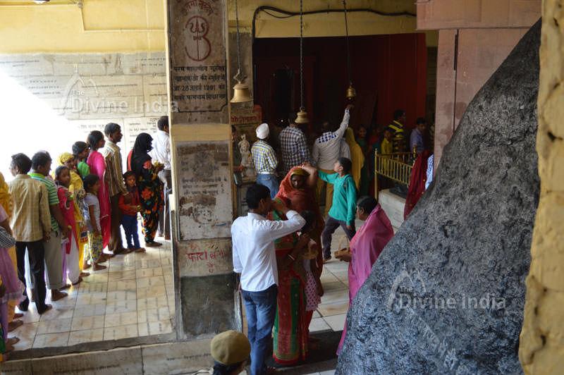 Entrance Gate of Chintpurni temple