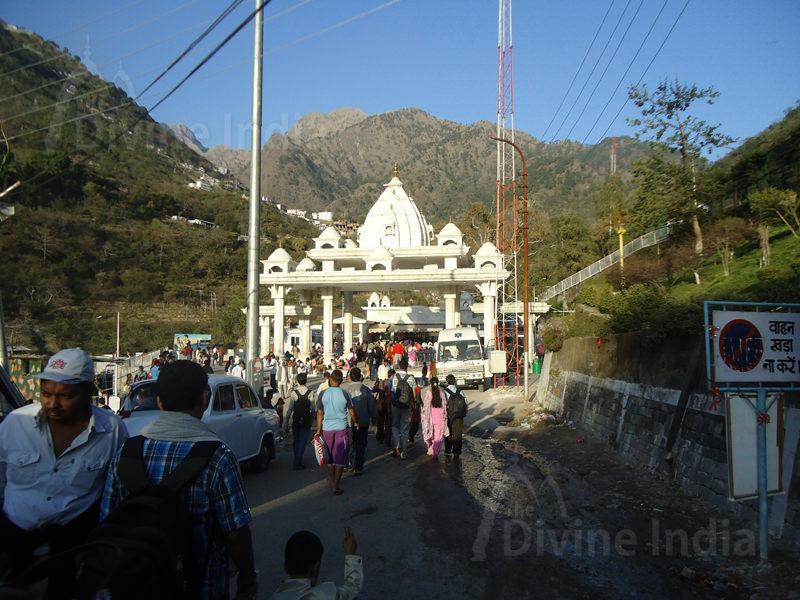 Entry Gate Vaishno Devi Yatra