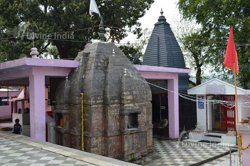 Gandeswari Jyoti Linga Temple