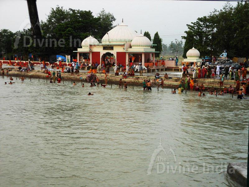 Ganga Ghat - Haridwar