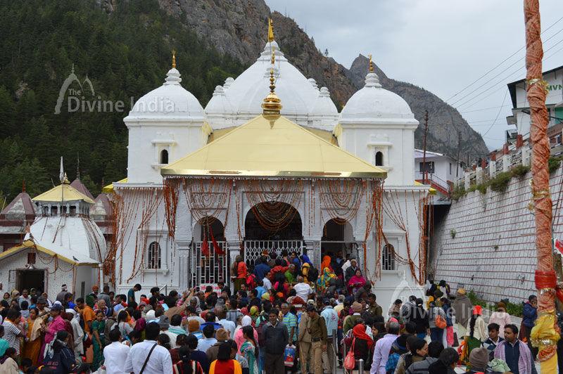Goddess Ganga Devi Temple