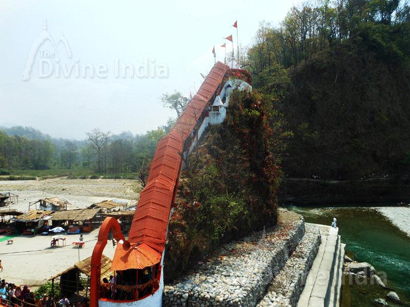 Other View of Girija Devi Temple