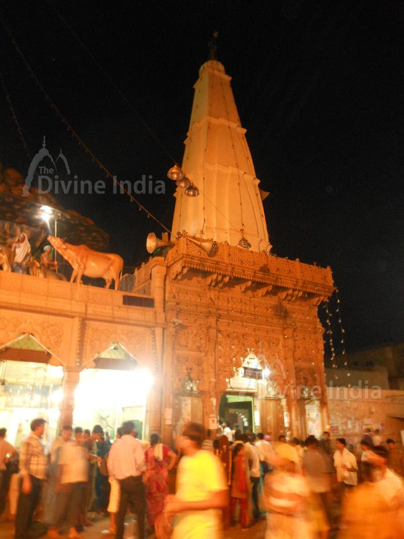 Govardhan Temple