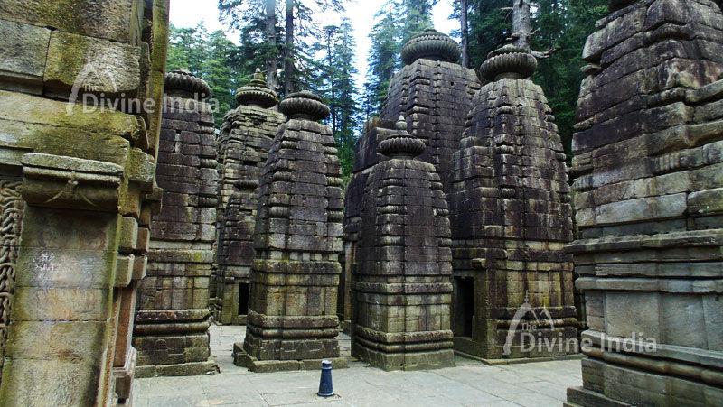 Group of Temples Jageshwar Dham at Almora