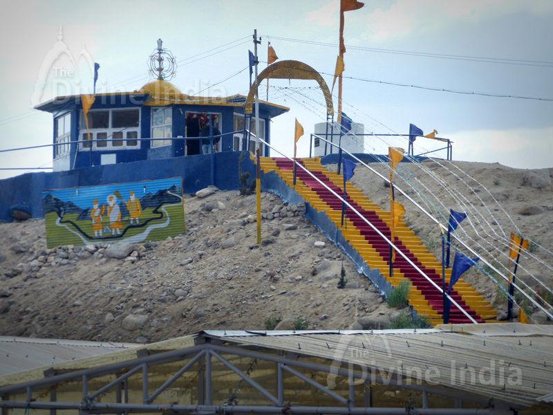 Other view of Gurdwara Pathar Sahib