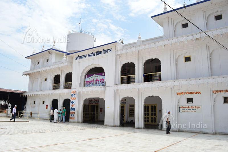 Guru Ka Langar Bhawan at Gurudwara Paonta Sahib