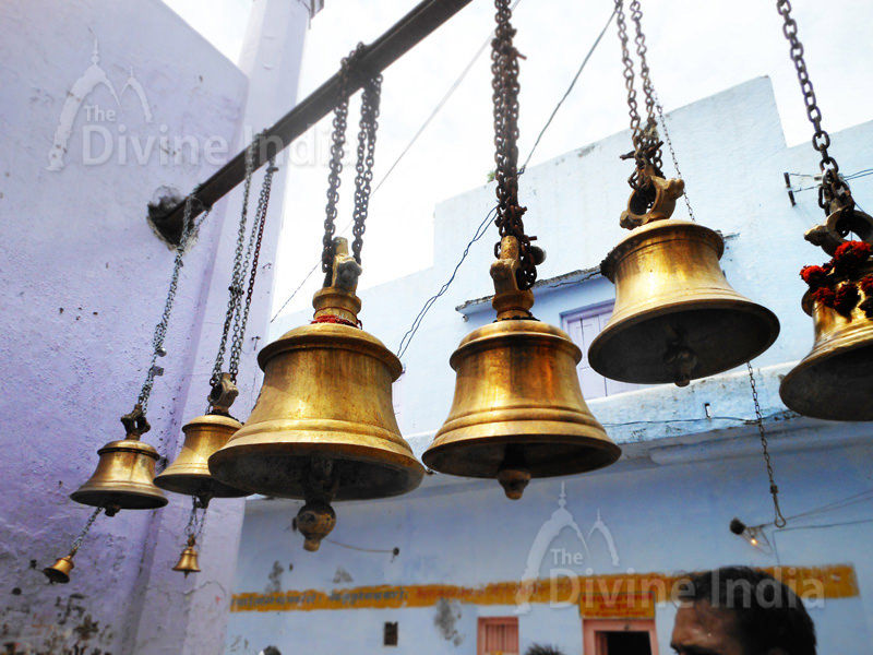 Hanging Bells at Bateshwar Temple