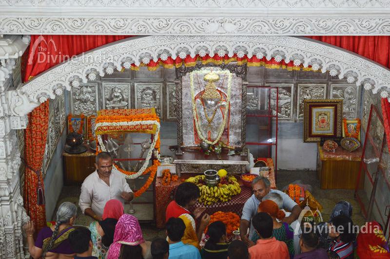 Hanuman Balaji Temple at Vivek Vihar