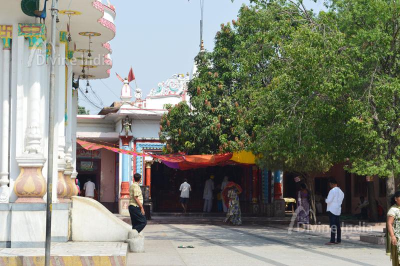 Hanuman Temple at Daksheswara Mahadev Temple