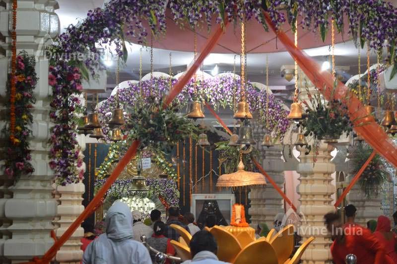 Inside view of Bhadrakali temple