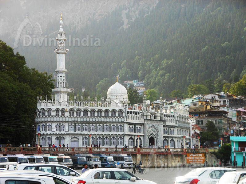 Jama  Masjid at Nainital