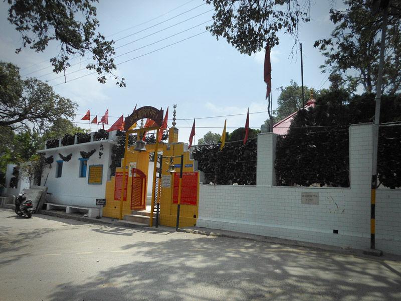 Jhula Devi Temple - Ranhikhet