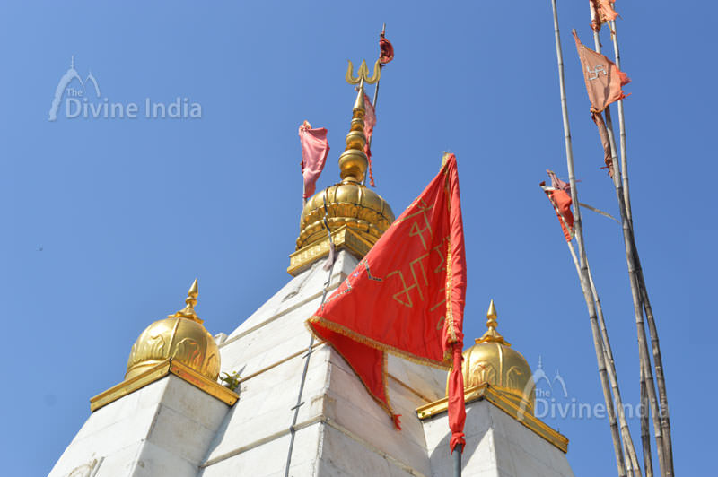 Kalasha of Naina devi temple