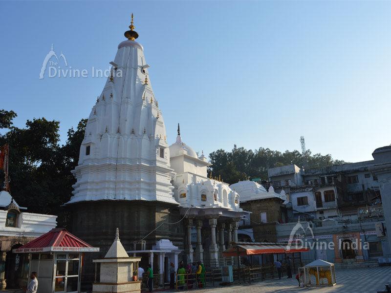 Vajreshwari temple and Kangra Devi temple