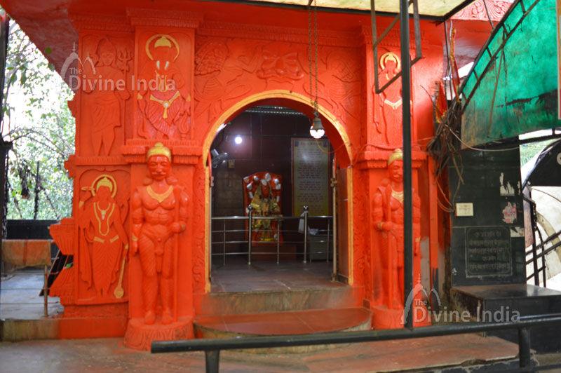 Hanumant Temple at Shri Shani Dev Temple Noida