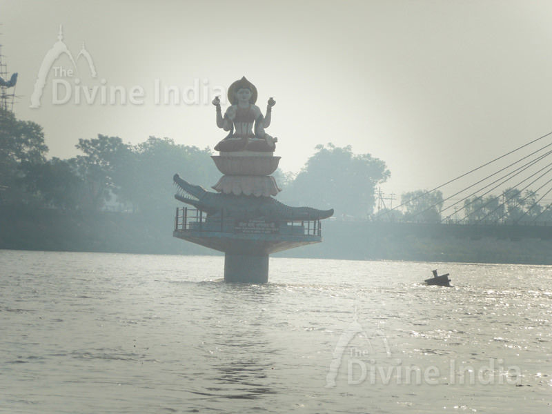 Maa Ganga Sculpture