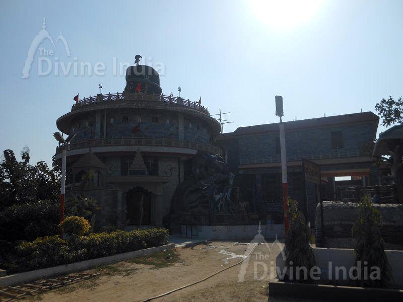 Mahakaleshwar Temple at Moksha Dham Temple