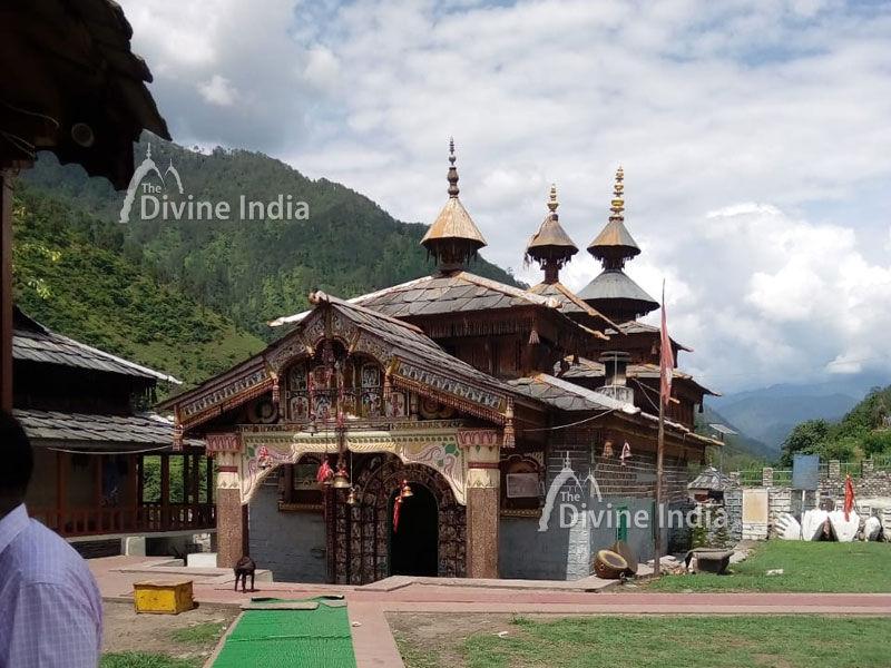 Ancient and Beautiful Mahasu Devta Temple