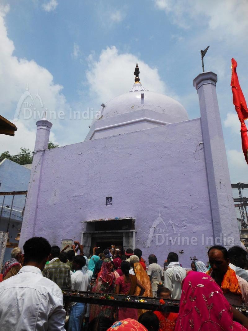Main Bateshwar Temple