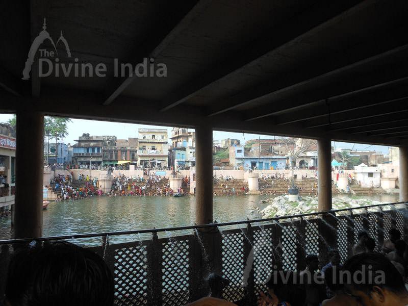 Mansi Ganga at Govardhan