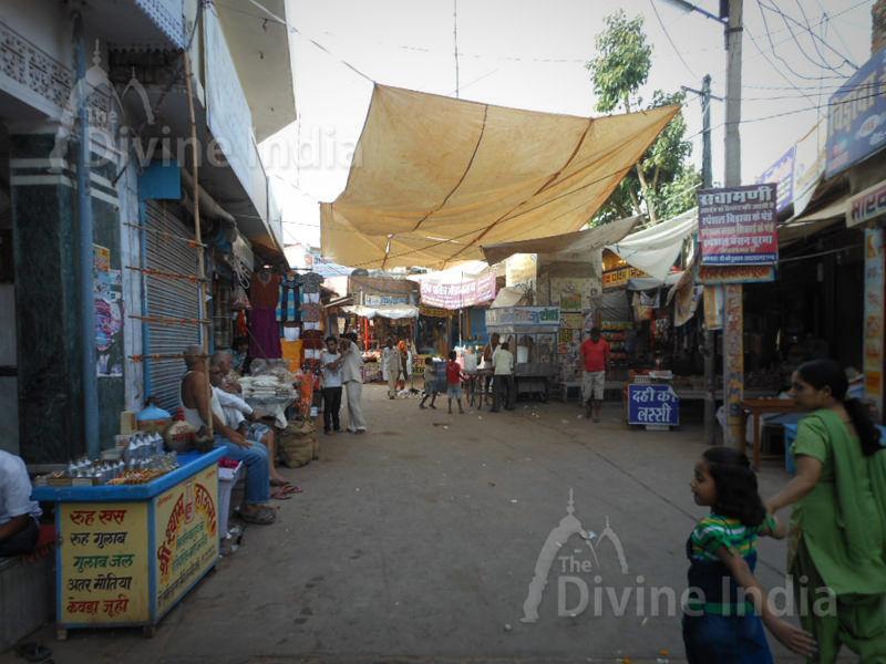 Market Place at Khatu Shyam