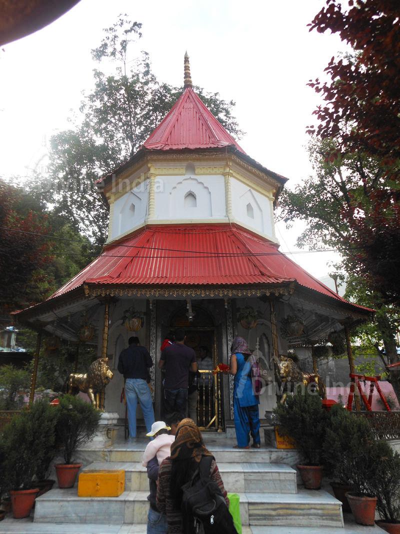 Naina Devi Temple- Nainital