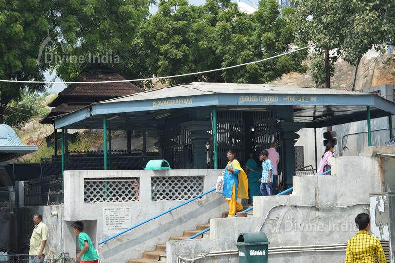 Navagraham Temple at uttara swamimalai temple