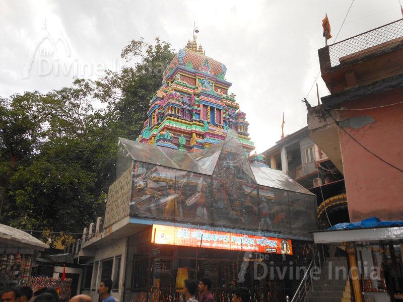 Neelkanth Mahadev Temple other view