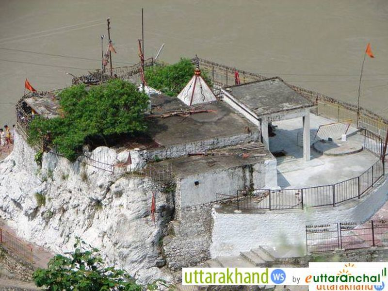old dhari devi temple