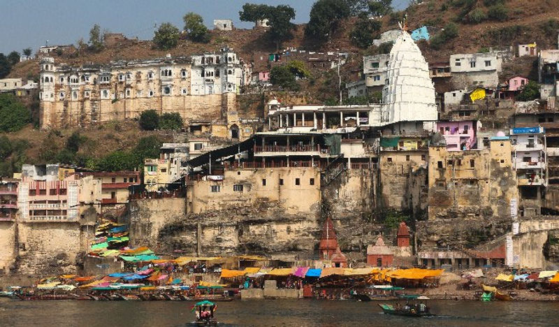 Omkareshwar Jyotirlinga Mandir