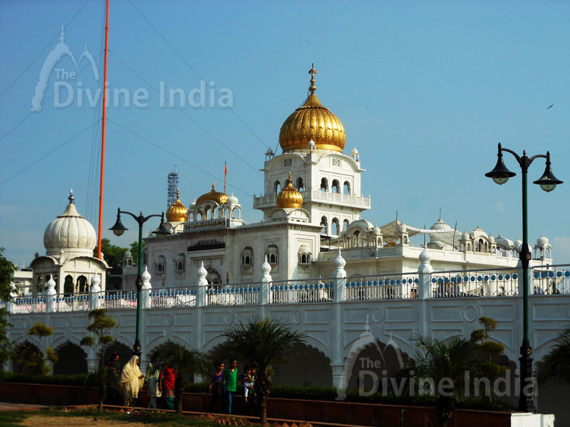 Other View of Gurudwara Bangla Sahib
