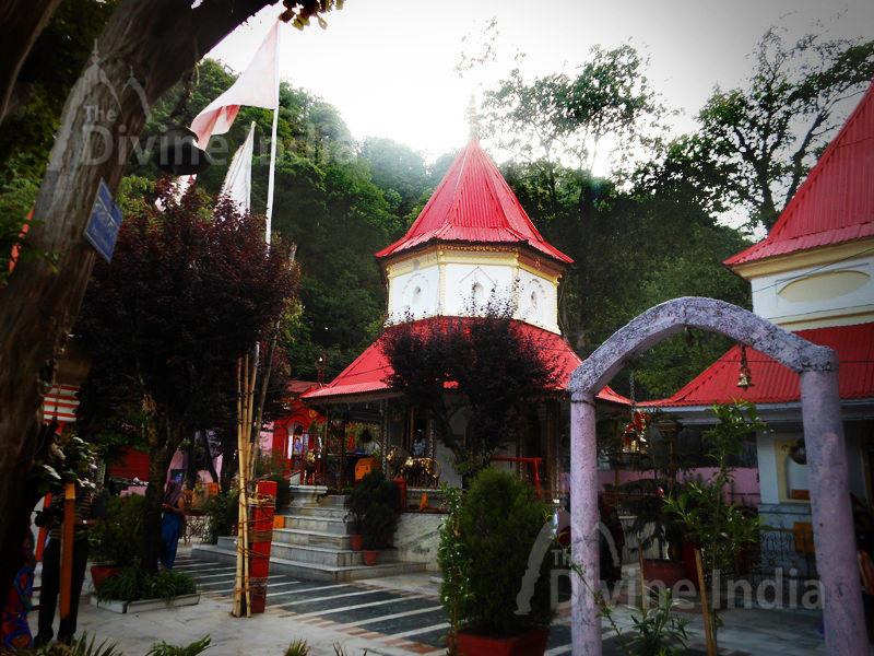 Other View of Naina Devi Temple- Nainital
