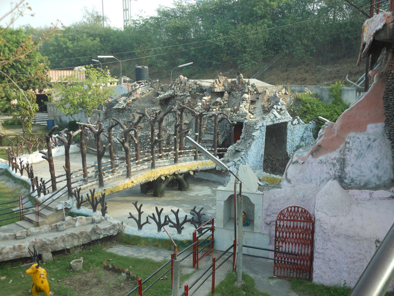 Other Panorama View of Shiv Mandir Gufawala-preet vihar