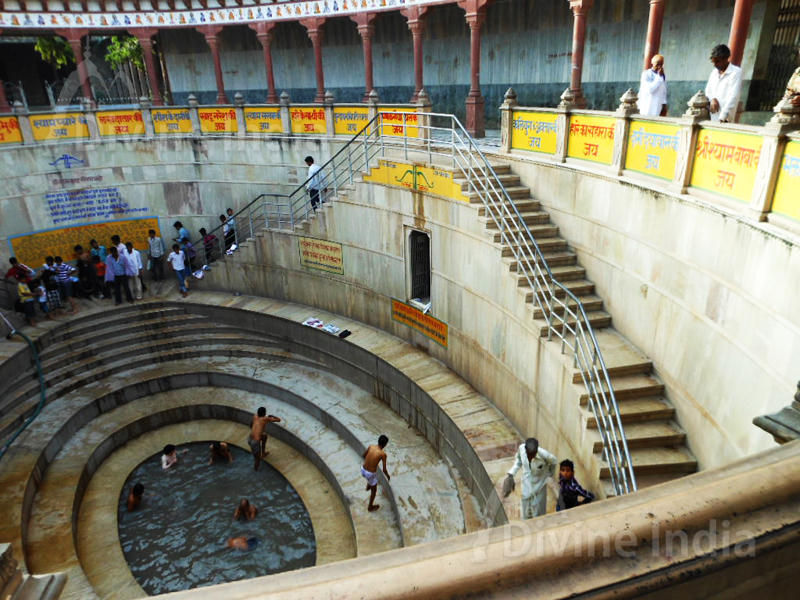 Other View of Sri Shyam Kund for Male at Khatu Shyam Temple