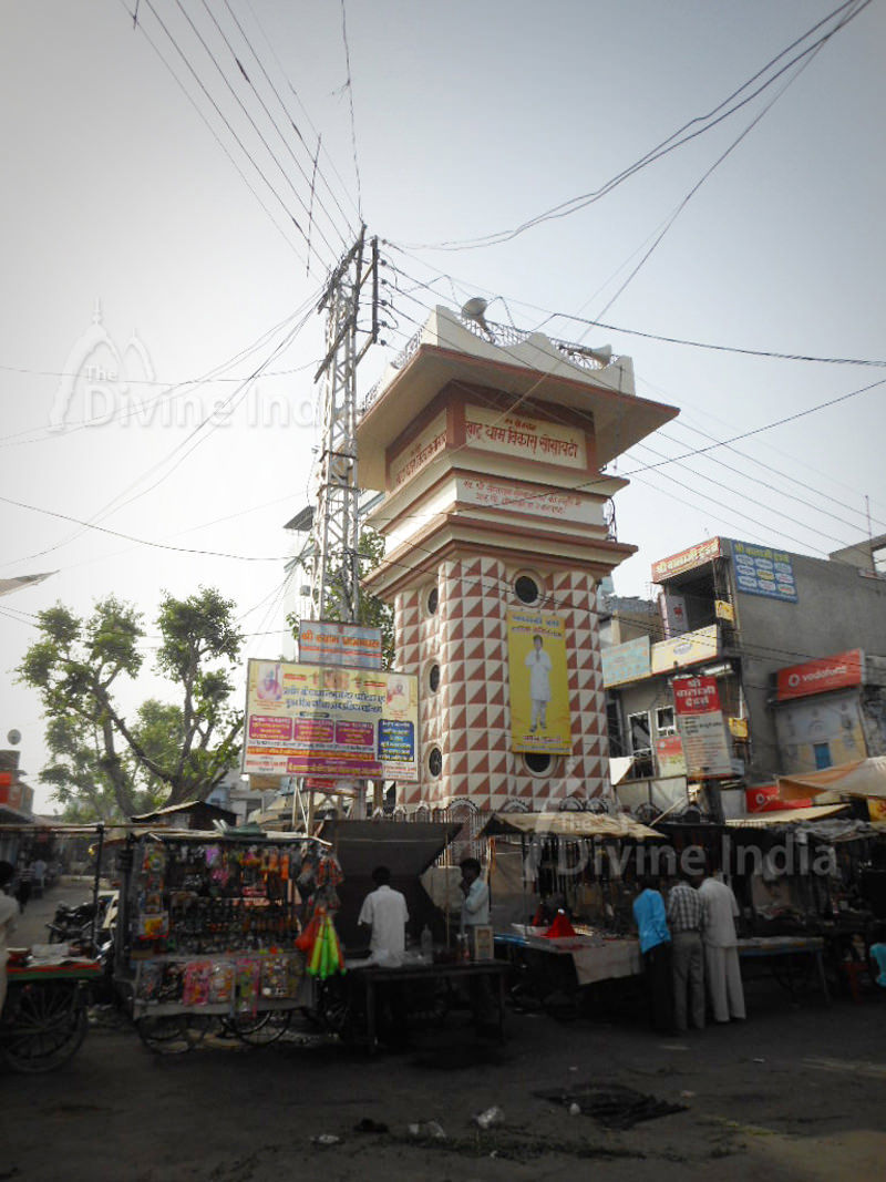 Other View of Market Place at Khatu Shyam