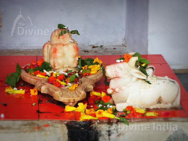 Panchmukhi Shivling at Bateshwar