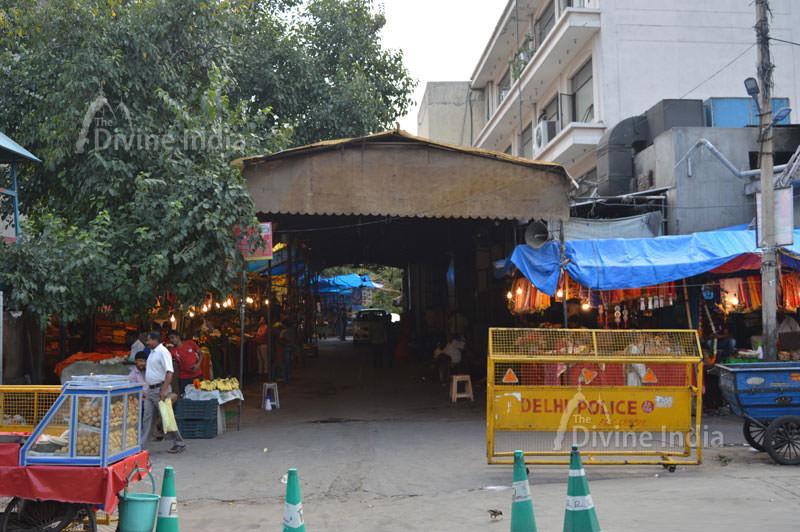 Prashad Shop at Sai Baba Temples