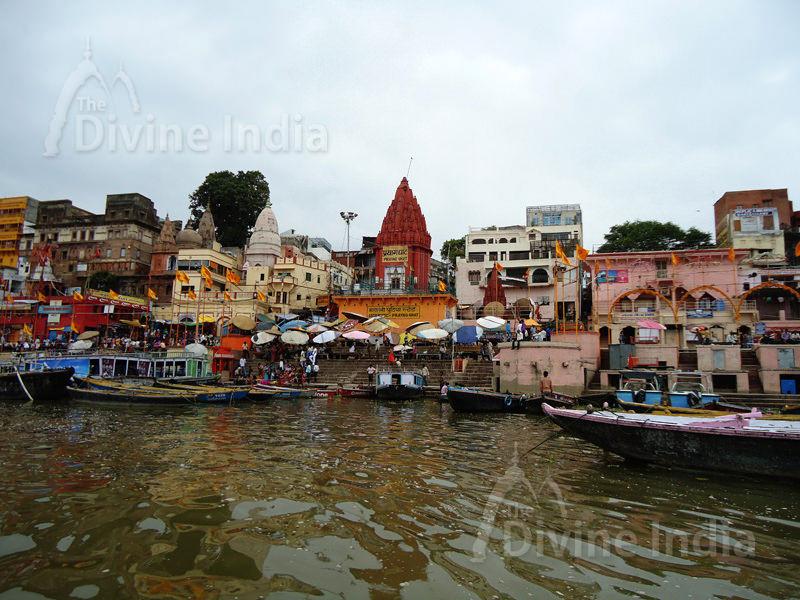 Other View of Prayag Ghat - Varanasi