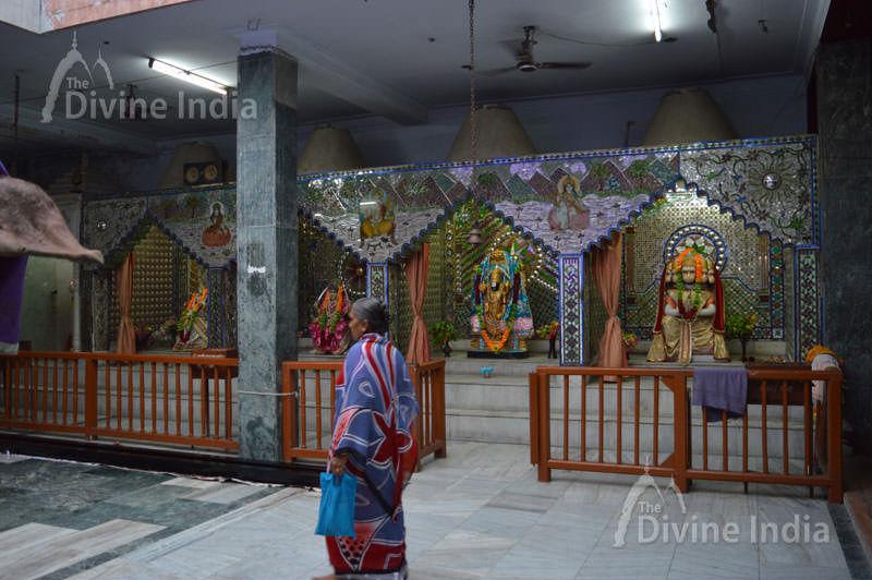 Another Prayer hall of Shri Laxmi Narayan baikunth dham Mandir