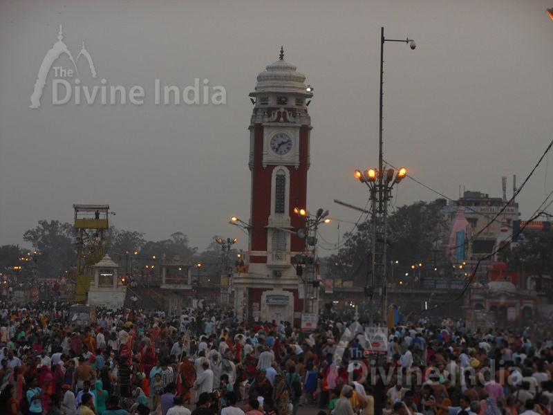 Raja Birla Tower - Haridwar
